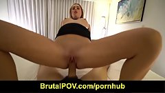 Brutal POV - Xeena Mae - Punishing The Prostitute