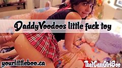 DaddyVoodoos little fuck toy teaser