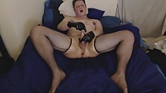 First-time Cock Sounding and Piss Play