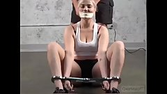 Misha Mayfair Gagged and Bound