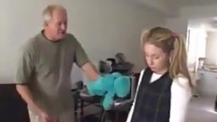 STP1 Skinny Little Granddaughter Loves Getting Fucked !
