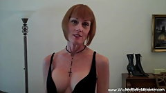 Emotional Intercourse With Amateur Granny