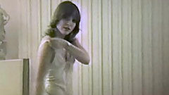 CENTERFOLD - vintage 80s girl dance striptease
